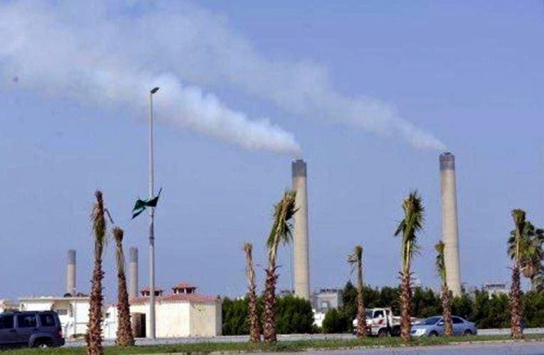 Bidding adieu to last two desalination plant chimneys
