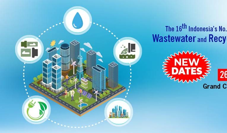New date for Indo Water 2020 Expo & Forum