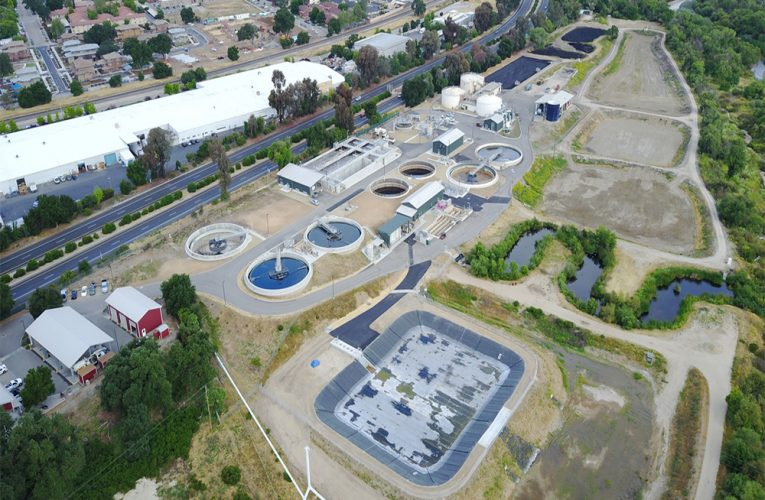 Paso Robles WWTP upgrade garners top wastewater project award for packing multifaceted sustainability into existing footprint