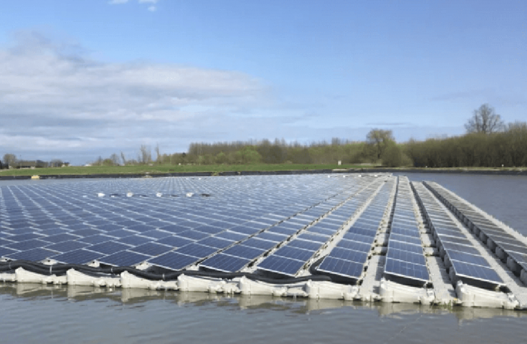 Building plant configurations for future large-scale projects in reservoirs