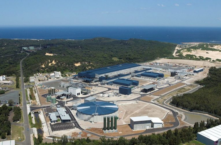 Morocco builds largest seawater desalination plant in Africa