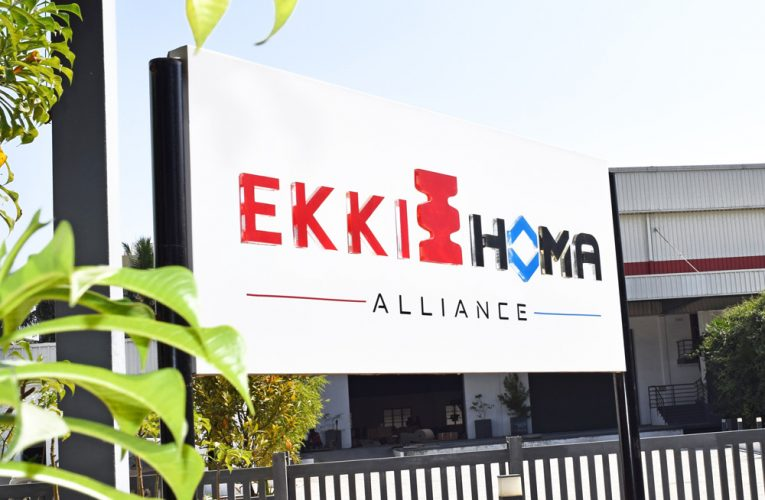 JV EKKI HOMA wins emerging company award