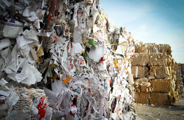 A New Life for Waste