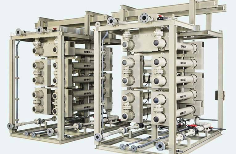 De Nora launches innovative on-site chlorine generation system
