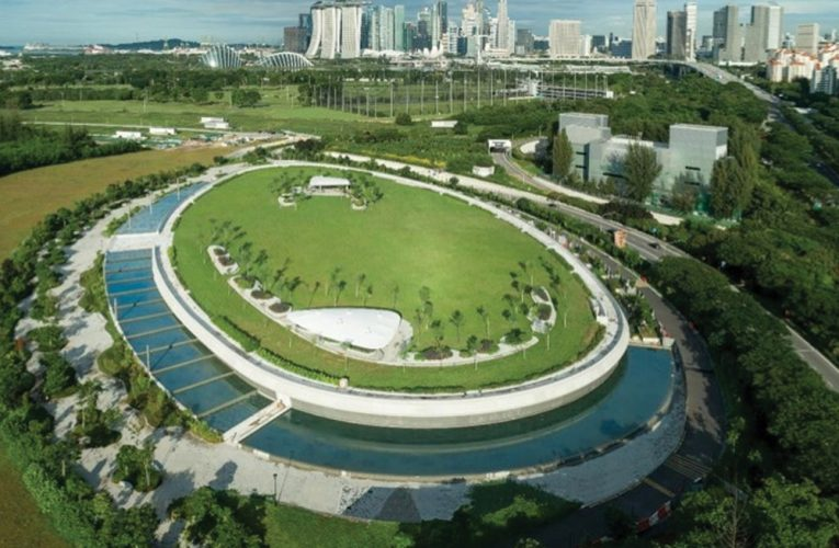 Top Honours for Singapore's National Water Agency